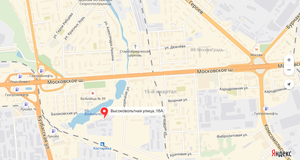 "Адрес склада ""Служба мебельного сервиса"" в Нижнем Новгороде"